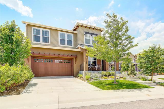 9090 Prairie Sky Lane, Lone Tree, CO 80124 (#4244672) :: HomeSmart Realty Group