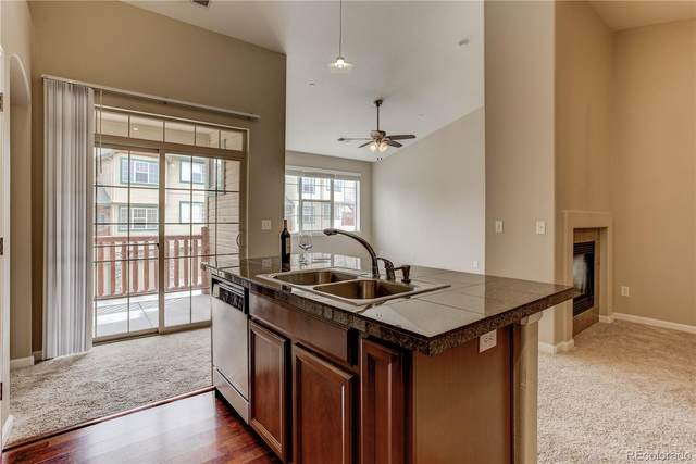 31101 Black Eagle Drive #203, Evergreen, CO 80439 (#4245350) :: The Colorado Foothills Team | Berkshire Hathaway Elevated Living Real Estate