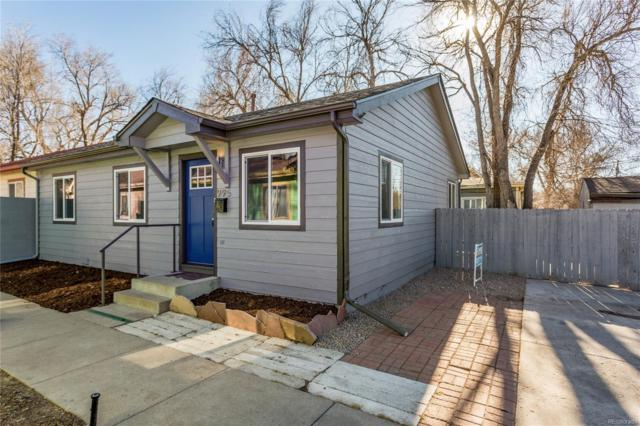 995 Osceola Street, Denver, CO 80204 (#4245864) :: House Hunters Colorado