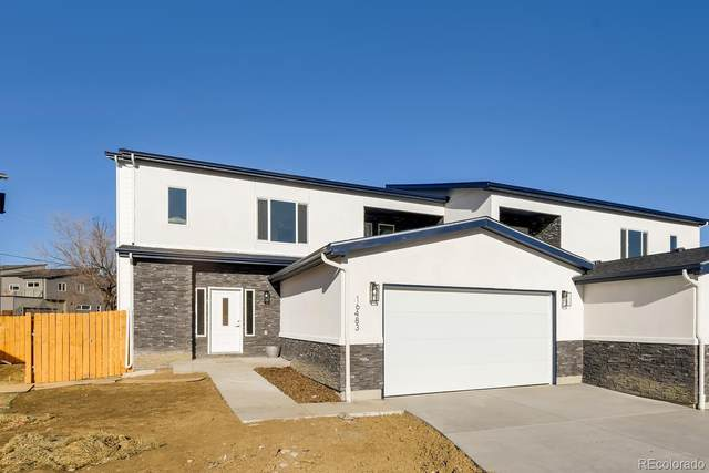 16483 W 12th Drive, Golden, CO 80401 (#4246492) :: Bring Home Denver with Keller Williams Downtown Realty LLC