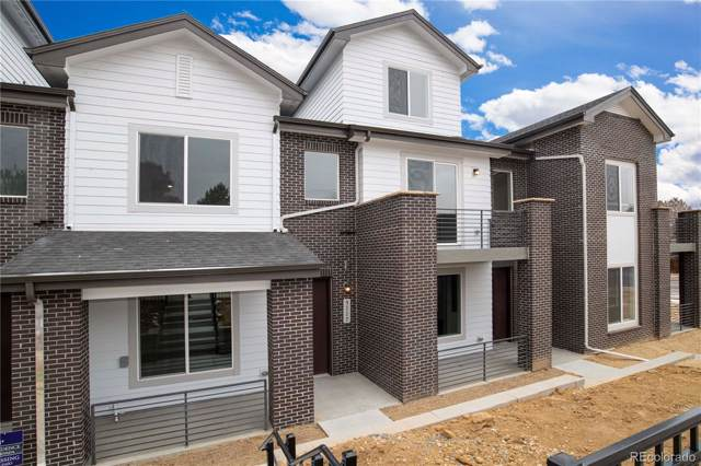 5117 S Fairplay Street #34, Aurora, CO 80015 (MLS #4248909) :: Bliss Realty Group