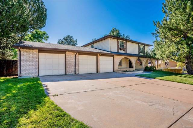 7346 S Kendall Boulevard, Littleton, CO 80128 (MLS #4249278) :: 8z Real Estate