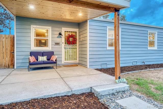 4637 Perry Street, Denver, CO 80212 (MLS #4250243) :: Stephanie Kolesar