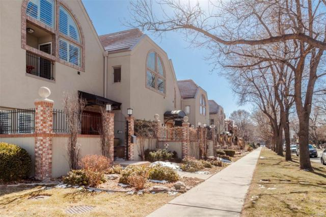 496 Columbine Street, Denver, CO 80206 (#4252097) :: Bring Home Denver