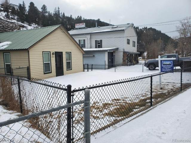 1819 Miner Street, Idaho Springs, CO 80452 (MLS #4255481) :: The Sam Biller Home Team