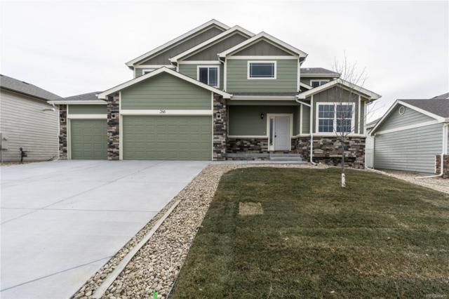 266 Kirkland Lane, Johnstown, CO 80534 (#4256085) :: The Heyl Group at Keller Williams