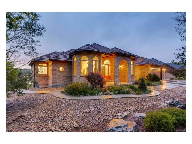 13847 W 76th Place, Arvada, CO 80005 (MLS #4257335) :: 8z Real Estate