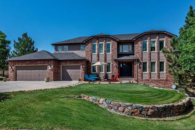 7256 S Chapparal Circle, Centennial, CO 80016 (#4257474) :: The Brokerage Group