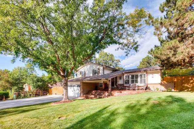 6213 S Ames Court, Littleton, CO 80123 (MLS #4261518) :: 8z Real Estate