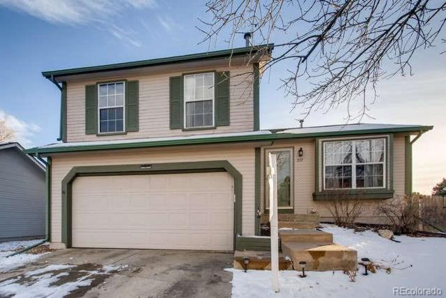337 Mulberry Circle, Broomfield, CO 80020 (#4261538) :: The Griffith Home Team