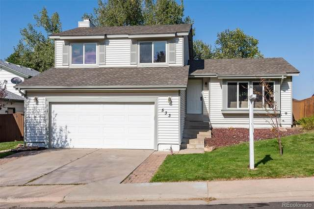 533 Timberline Place, Highlands Ranch, CO 80126 (#4262918) :: Bring Home Denver with Keller Williams Downtown Realty LLC
