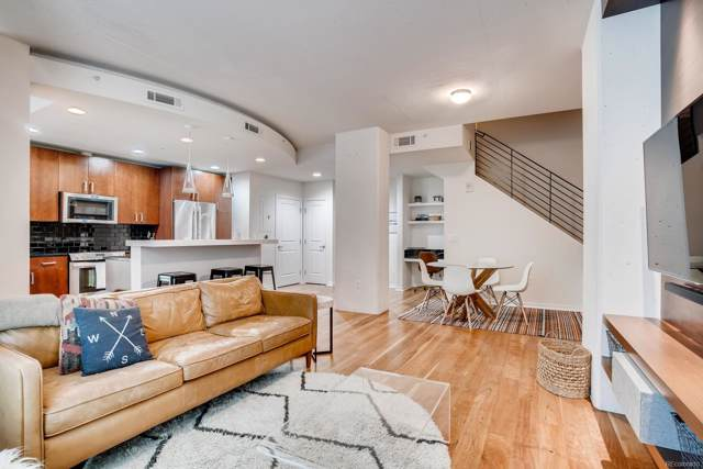 1700 Bassett Street #106, Denver, CO 80202 (#4266625) :: True Performance Real Estate