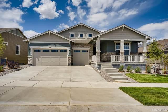 8765 S Tibet Court, Aurora, CO 80016 (MLS #4270937) :: 8z Real Estate