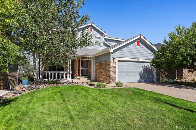 11820 Mill Valley Street, Parker, CO 80138 (#4271100) :: The Brokerage Group