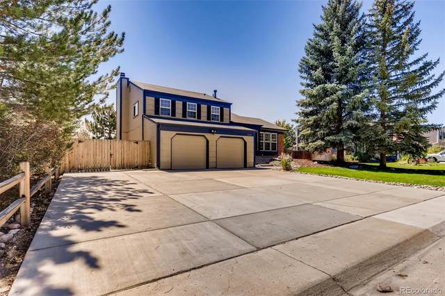11431 Brownstone Drive, Parker, CO 80138 (MLS #4271435) :: Bliss Realty Group