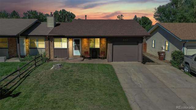 607 46th Avenue Way, Greeley, CO 80634 (MLS #4272937) :: 8z Real Estate