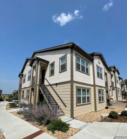 4552 Copeland Circle #201, Highlands Ranch, CO 80126 (MLS #4273158) :: Stephanie Kolesar