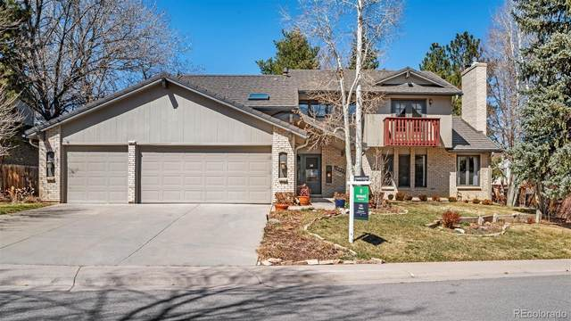 10955 E Crestline Place, Englewood, CO 80111 (MLS #4273657) :: The Sam Biller Home Team
