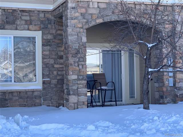 9622 W Coco Circle #105, Littleton, CO 80128 (#4275858) :: Bring Home Denver with Keller Williams Downtown Realty LLC
