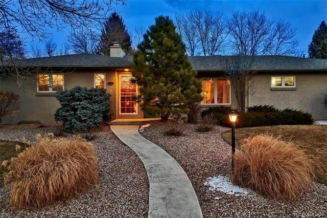 3256 S Saint Paul Street, Denver, CO 80210 (#4276793) :: The Gilbert Group