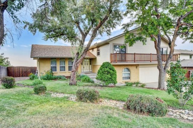 14437 W Ellsworth Place, Golden, CO 80401 (#4279251) :: Wisdom Real Estate