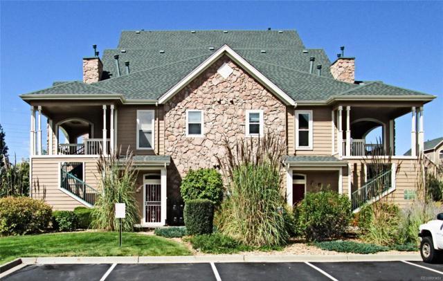 18919 E Warren Circle B-101, Aurora, CO 80013 (MLS #4280122) :: 8z Real Estate