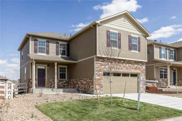 2168 Shadow Creek Drive, Castle Rock, CO 80104 (#4280931) :: The Pete Cook Home Group
