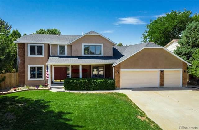 3 Ridgeweed Court, Pueblo, CO 81001 (MLS #4283327) :: 8z Real Estate