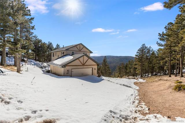2639 Elk Park Road, Larkspur, CO 80118 (#4283726) :: HomeSmart