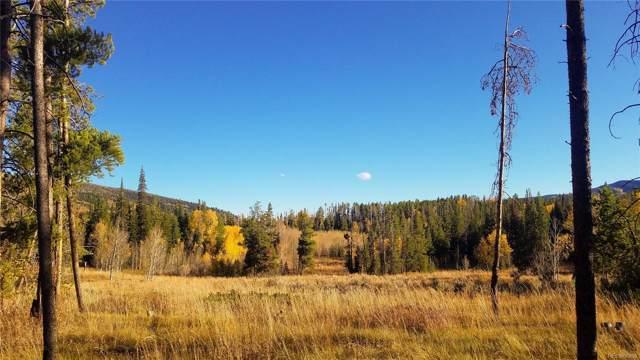 Lot 82 Horseback Subd At Stagecoach, Oak Creek, CO 80467 (#4285616) :: The Margolis Team