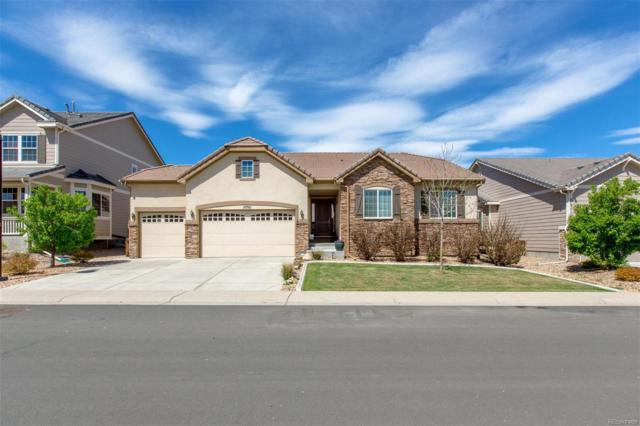 10761 Hillrose Street, Parker, CO 80134 (#4285714) :: The Pete Cook Home Group