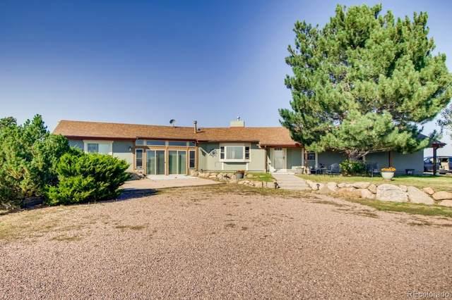 9480 Glider Loop, Colorado Springs, CO 80908 (#4285771) :: Venterra Real Estate LLC