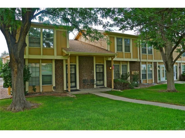 11904 E Canal Drive, Aurora, CO 80011 (MLS #4287527) :: 8z Real Estate