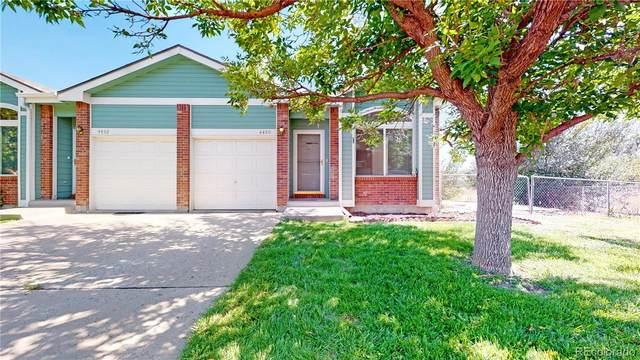 4450 Lee Street, Wheat Ridge, CO 80033 (#4289386) :: Peak Properties Group