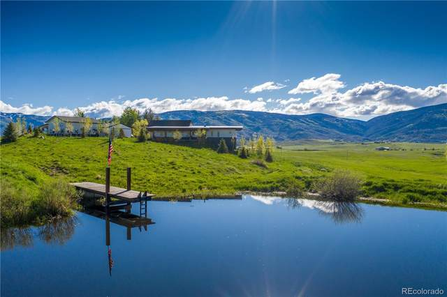 30350 County Road 14, Steamboat Springs, CO 80487 (#4290778) :: The DeGrood Team