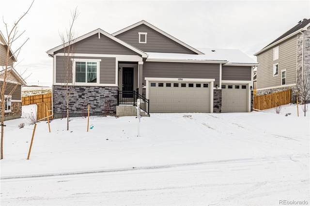 5795 S Grand Baker Court, Aurora, CO 80016 (#4292973) :: HomeSmart