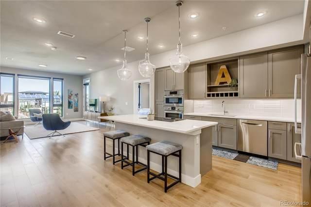 6619 E Lowry Boulevard #206, Denver, CO 80230 (MLS #4296497) :: 8z Real Estate