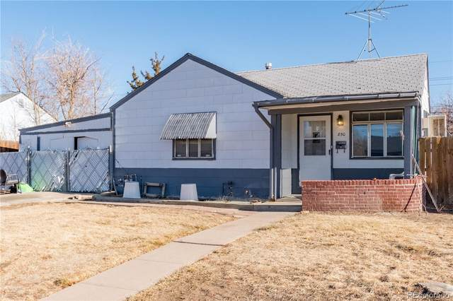 850 Oakland Street, Aurora, CO 80010 (#4299063) :: The Colorado Foothills Team | Berkshire Hathaway Elevated Living Real Estate