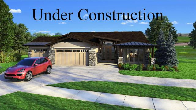 1737 Redbank Drive, Colorado Springs, CO 80921 (#4306230) :: The Griffith Home Team