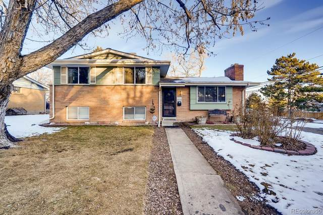 6806 Brentwood Street, Arvada, CO 80004 (#4307162) :: The DeGrood Team