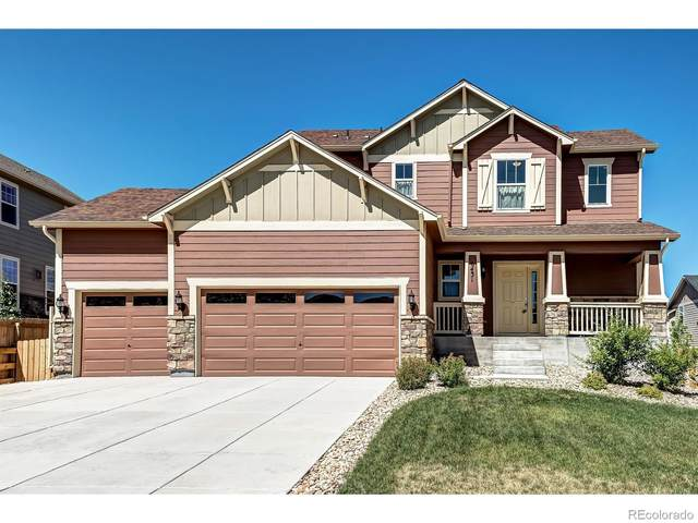 6431 S Ider Street, Aurora, CO 80016 (#4316139) :: The Heyl Group at Keller Williams