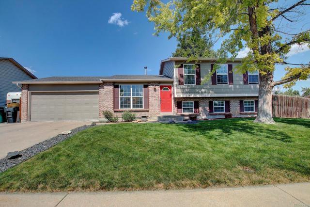 4906 E 109th Court, Thornton, CO 80233 (#4317047) :: The Peak Properties Group