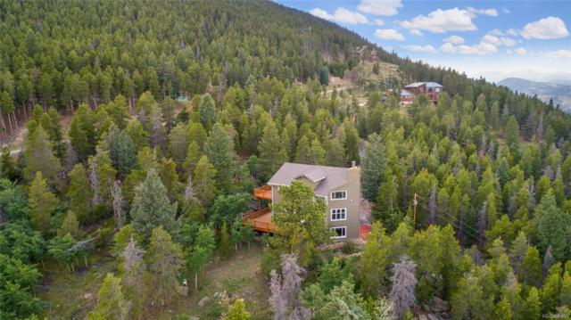 1580 Saddle Ridge Drive, Evergreen, CO 80439 (MLS #4319915) :: 8z Real Estate