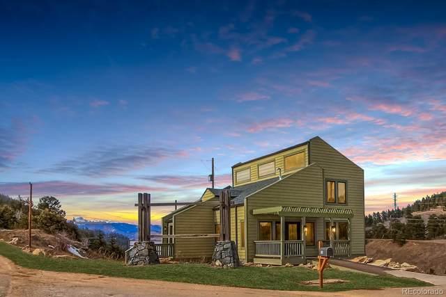 25 Saddleback Drive, Evergreen, CO 80439 (MLS #4322022) :: 8z Real Estate