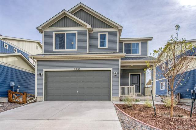 9238 Pacific Crest Drive, Colorado Springs, CO 80927 (#4322757) :: The DeGrood Team