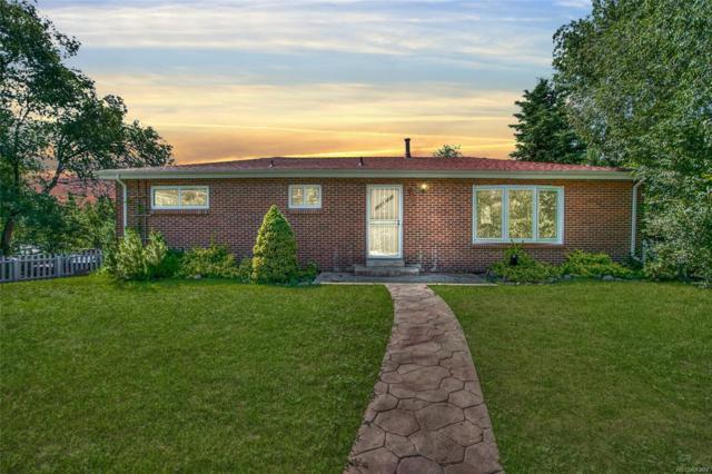 8610 W Ohio Place, Lakewood, CO 80226 (MLS #4324661) :: 8z Real Estate