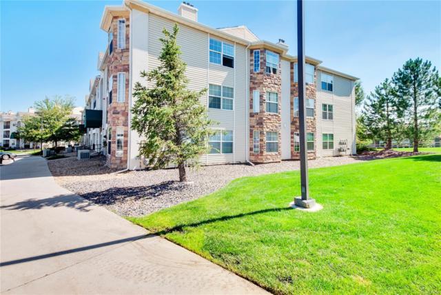 12208 W Dorado Place #202, Littleton, CO 80127 (#4325997) :: The Griffith Home Team