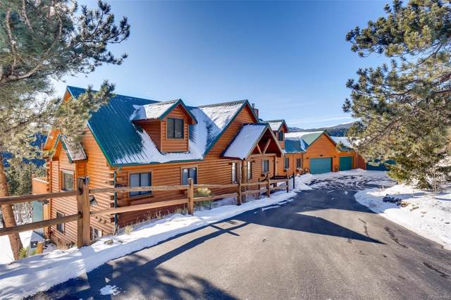 535 Evergreen Road, Black Hawk, CO 80422 (MLS #4326121) :: 8z Real Estate