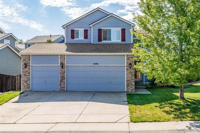 5696 S Wenatchee Street, Aurora, CO 80015 (#4326982) :: Kimberly Austin Properties