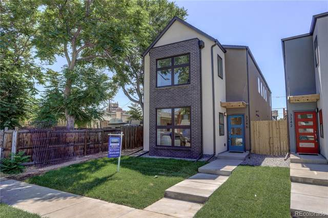 3346 Arapahoe Street, Denver, CO 80205 (#4330180) :: My Home Team